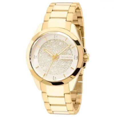 Relógio Technos Crystal Swarovski 203AAA/4K