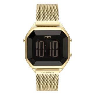 Relógio Technos Digital BJ3851AJ/4P Feminino