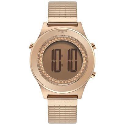 Relógio Technos Digital BJ3927AB/1T Feminino