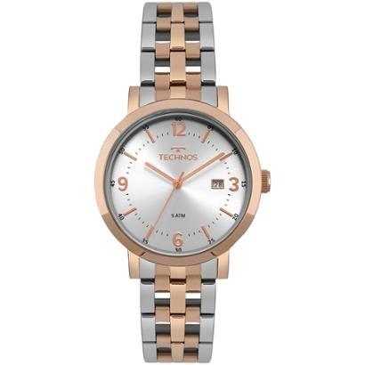 Relógio Technos Dress Rosé Feminino