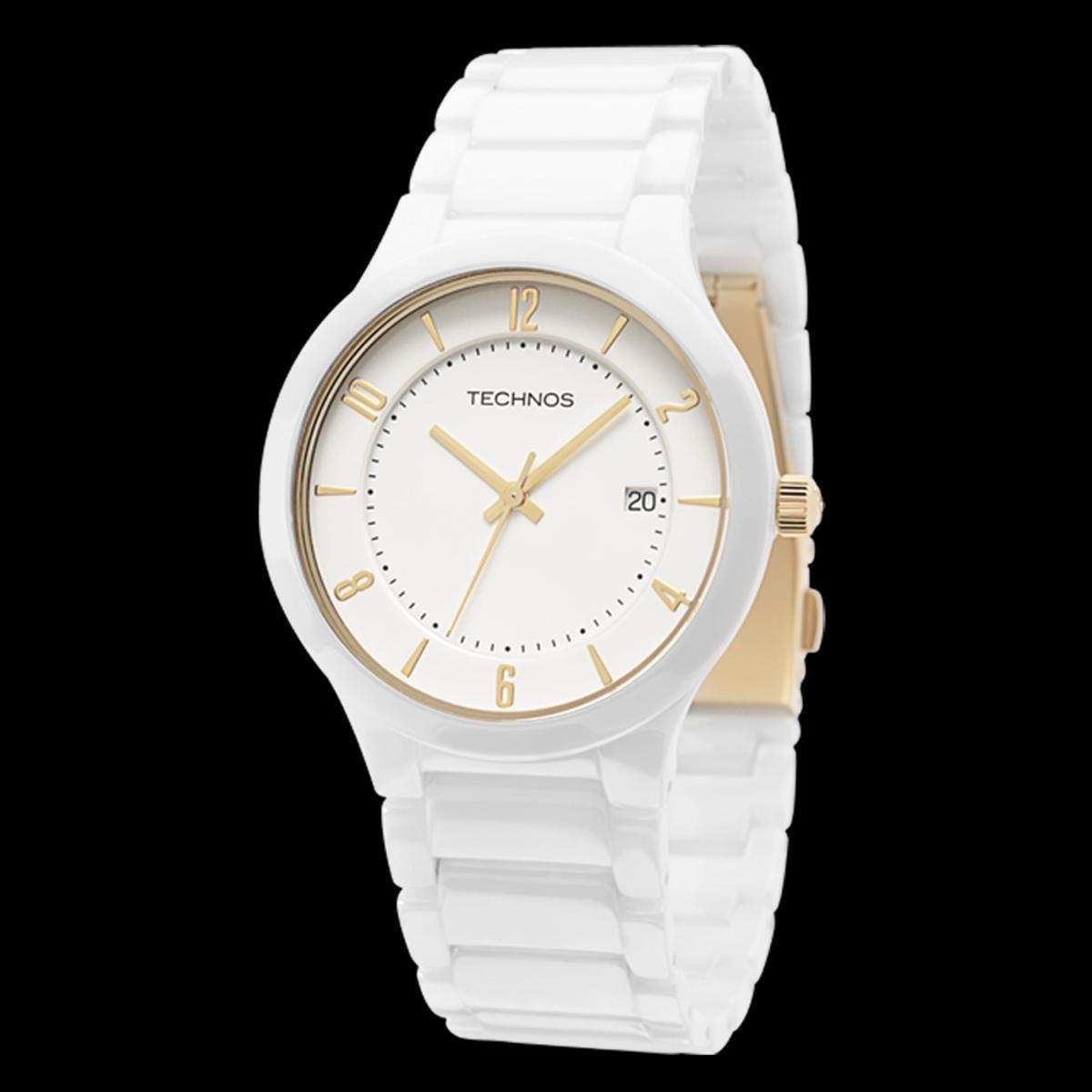 Relógio Technos Elegance Ceramic - Compre Agora   Zattini b3387ef3e9