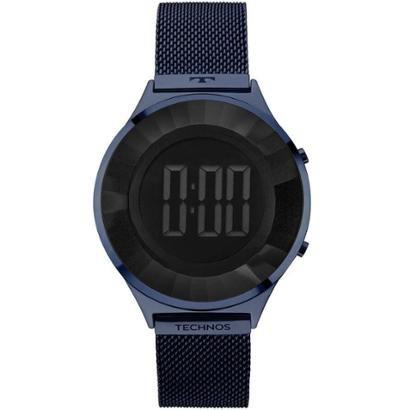 Relógio Technos Feminino Crystal Digital
