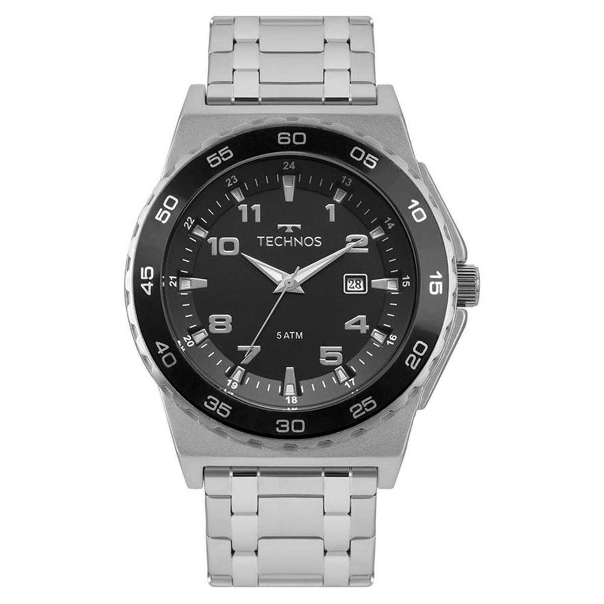 Relógio Technos Masculino Racer - Compre Agora   Zattini 600f937b37
