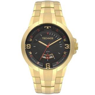 Relógio Technos Performance Skymaster Dourado 2117LBES4P Masculino