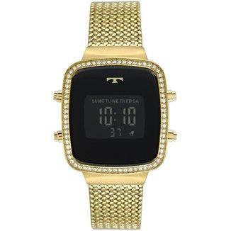 Relógio Technos Trend 34mm Aço Feminino