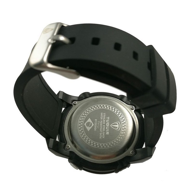 0bdbc96a4e2 Relógio Tuguir Digital TG6020 - Preto - Compre Agora