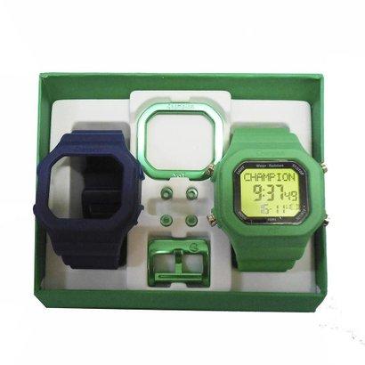 02e1e6597d5 Relógio Unissex Champion Digital Cp40180x Troca Pulseira - Compre Agora