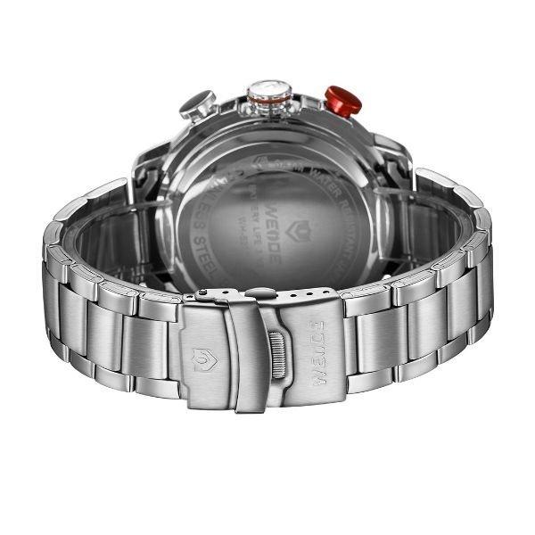 358649aaeb5 Relógio Weide Anadigi WH-5206 - Preto - Compre Agora