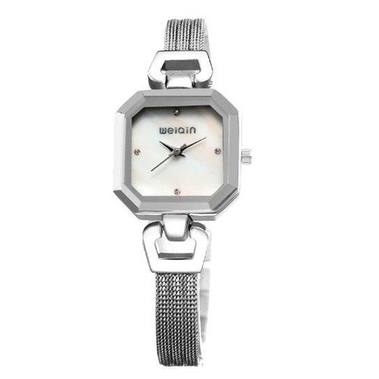 Relógio Weiqin Analógico W4751 - Branco