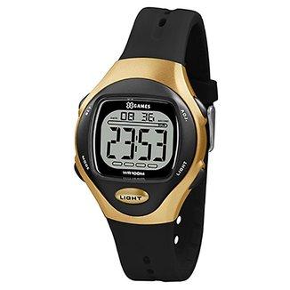 Relógio X-Games Unissex Xport Preto XLPPD040-BXPX
