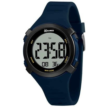 Relógio X-Games Unissex Xport XMPPD588-BXDX