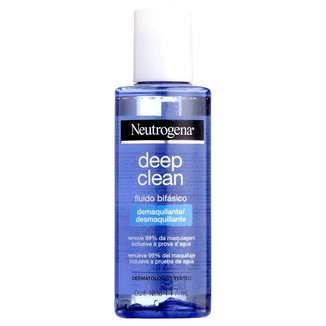 Removedor de Maquiagem para os Olhos Bifásico Neutrogena 117 ml