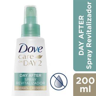Revitalizador Dove Care Spray On Day 2 200ml