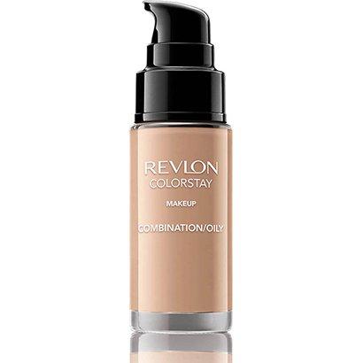 Revlon Base Colorstay Comb/Oily Skin Pump cor True Beige