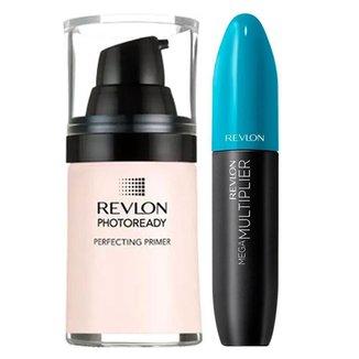 Revlon Photoready Mega Kit - Primer + Máscara Kit
