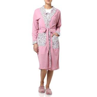 Robe Feminino Lilás
