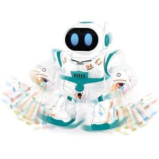 Robô de Brinquedo com Movimento Tec Toys Max Dance - Emite Som