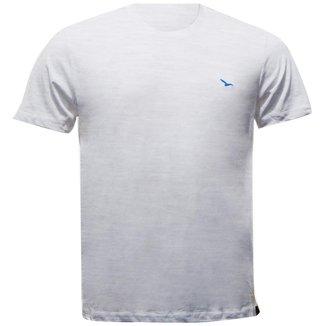 Rx Camiseta Alma De Praia Gola Redonda Lisa