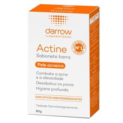 Sabonete Barra Actine Darrow 80g