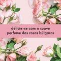 Sabonete Caring Moisture Mãos e Corpo Manteiga de Murumuru & Rosas Love Beauty and Planet 300ml