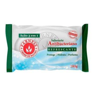 Sabonete em Barra Farnese Antibacteriano Refrescante 180g