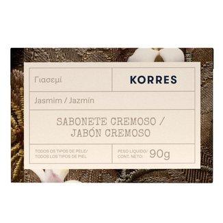 Sabonete em Barra Korres – Jasmim 90g