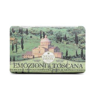 Sabonete em Barra Nesti Dante Emozioni In Toscana Vilas e Monastérios 250g