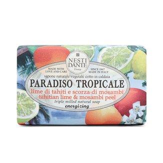 Sabonete em Barra Nesti Dante Paradiso Tropicale Lima Do Thaiti e Casca De Mosambi 250g