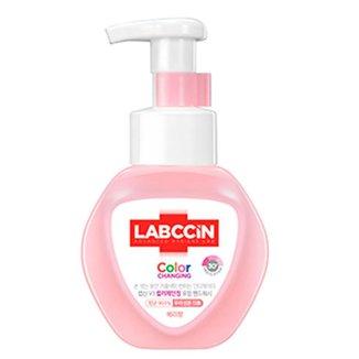 Sabonete em Espuma para Mãos Labccin – Color Changing 250ml