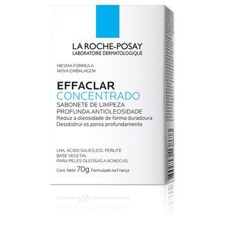 Sabonete Facial La Roche Posay Effaclar Concentrado - 70g