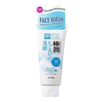 Sabonete Hidratante Facial Hada Labo - Gokujyun Face Wash 100g