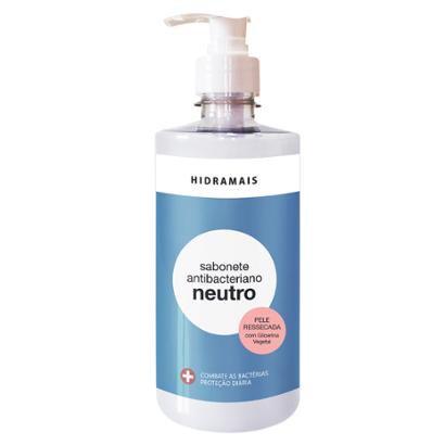 Sabonete Líquido Antibacteriano Neutro Hidramais Profissional 500ml