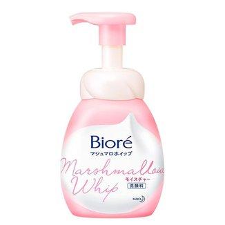 Sabonete Líquido Facial Bioré - Marshmallow Whip Moisture 150ml