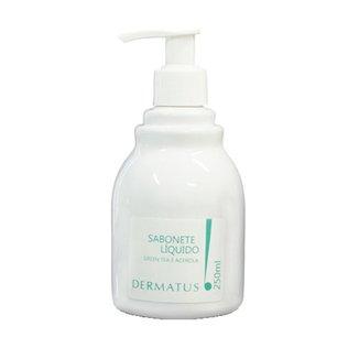 Sabonete Líquido Facial Sensiplus Green Tea e Acerola Dermatus - 250ml