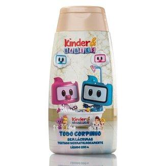 Sabonete Líquido Kinder & Babies 200 ml Carinho Cuidado