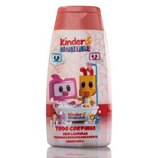 Sabonete Líquido Kinder & Babies 200 ml Corpinho Amorzinho