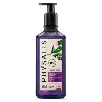 Sabonete Líquido Physalis – Pura Vitalidade Hibiscus e Amora 300ml
