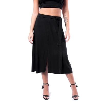 Saia Gode Up Side Feminina Feminino-Preto