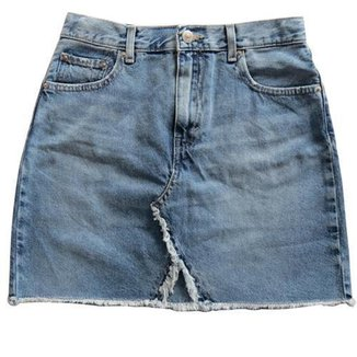 Saia Jeans Infantil Levi's  Feminina