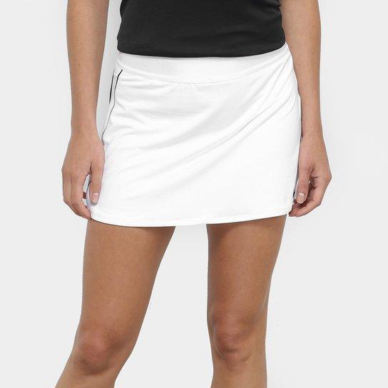 Saia Short Nike Dry - Branco+Preto