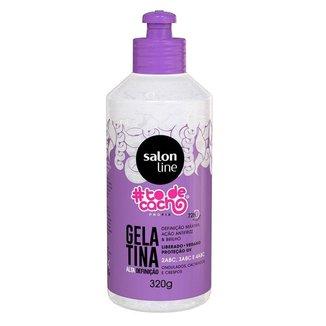 Salon Line #todecacho Alta Definição Gelatina 320g