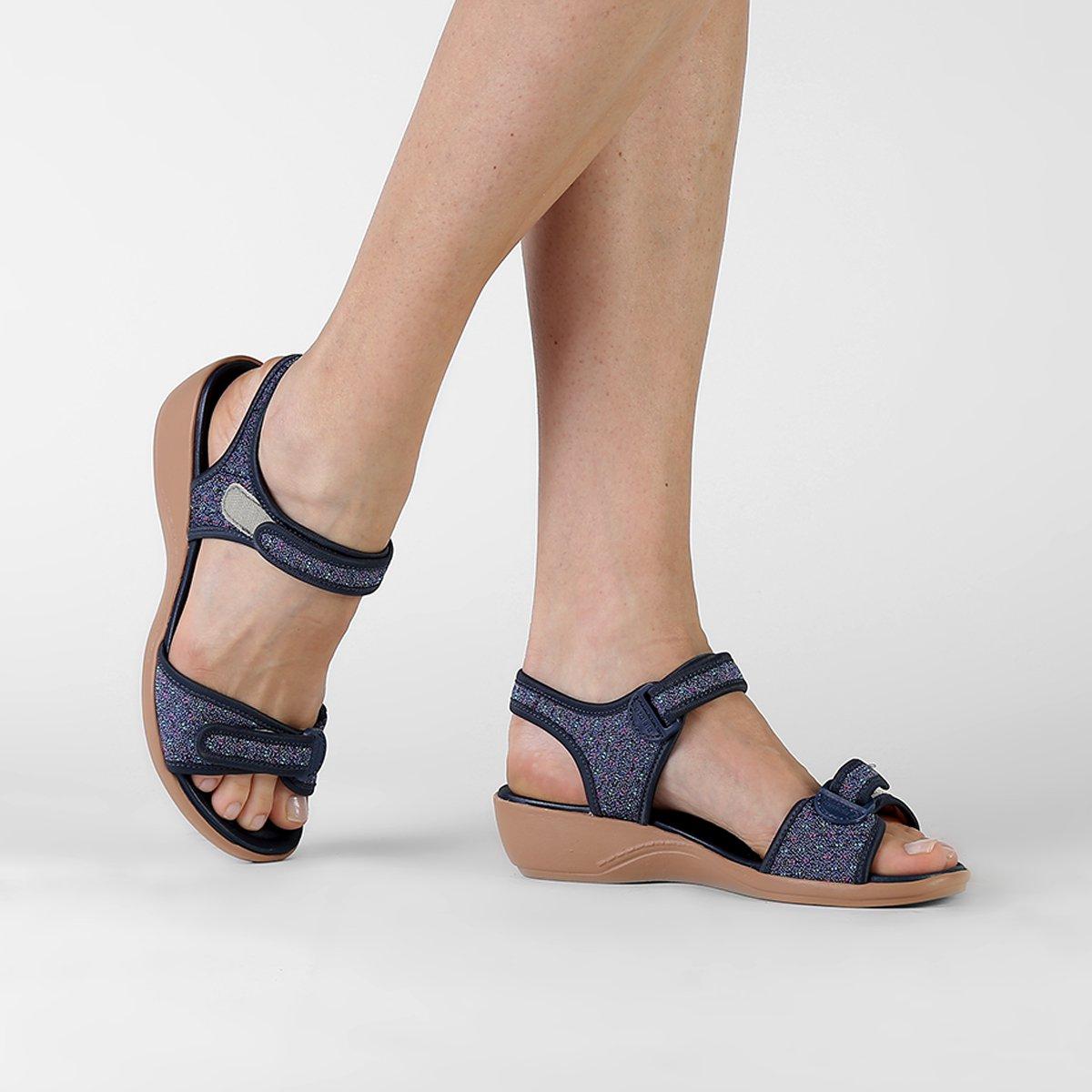c000539d3 Sandália Azaleia Velcro - Compre Agora   Zattini