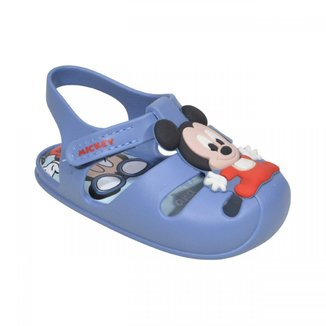Sandalia Bebê Grendene Disney Sweet Dream Masculina