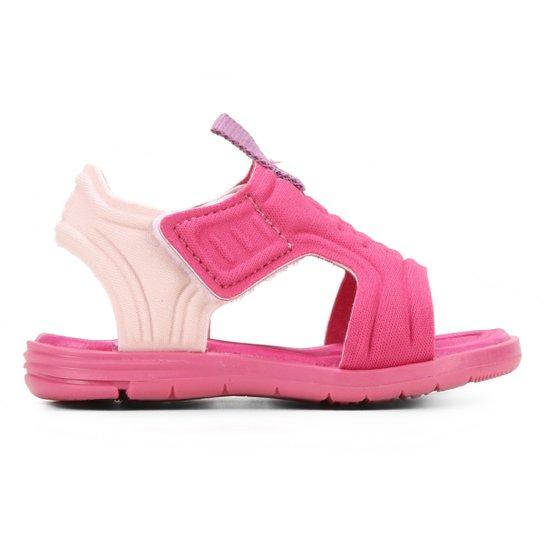 Sandália Bebê Kidy Baby Equilíbrio Feminina - Pink