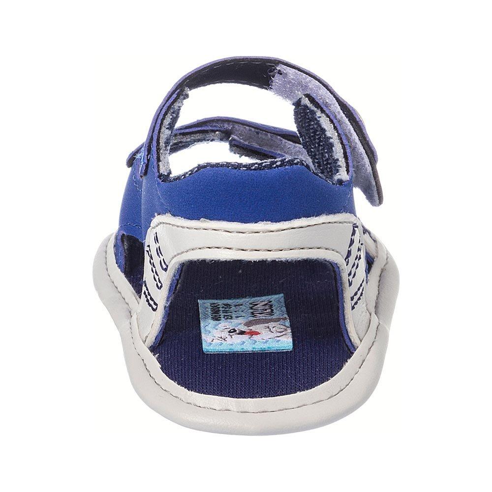 Royal Sandália Bebê Bebê Azul Masculino Klin Sandália Masculino Klin Velcro xBqBvzIw