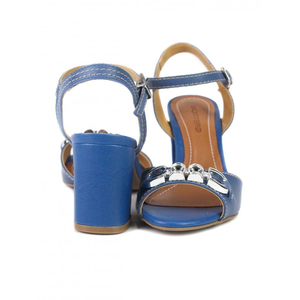 Bottero Firenzi Firenzi Bottero Bottero Sandália Feminina Firenzi Sandália Azul Sandália Azul Feminina 1w6x8