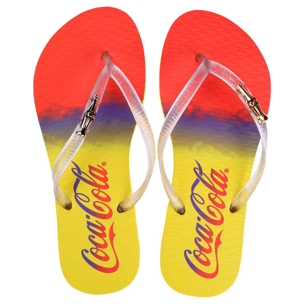 ec3a89bfb Sandália Coca-Cola Gradiente - Compre Agora