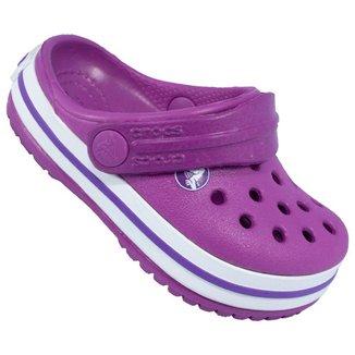 Sandália Crocs Crocband Clok Infantil