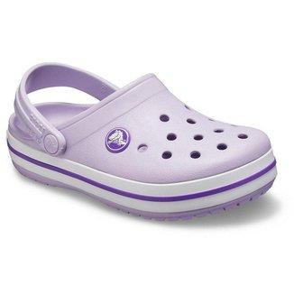 Sandália Crocs Crocband Lavender