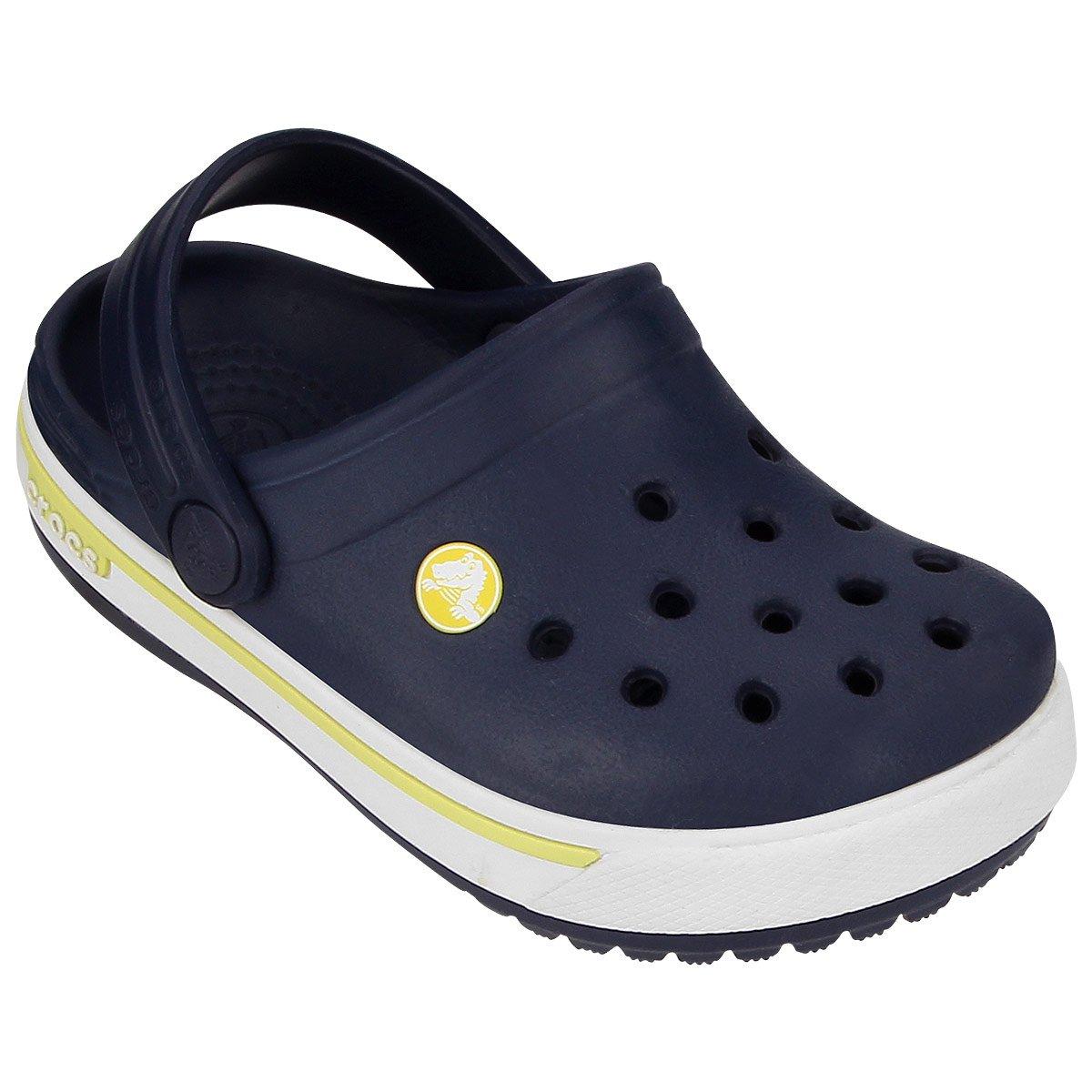 21b6a37f121a4 Sandália Crocs Infantil Crocband 2.5 | Zattini